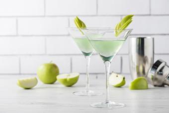 Apple Martini Cocktail