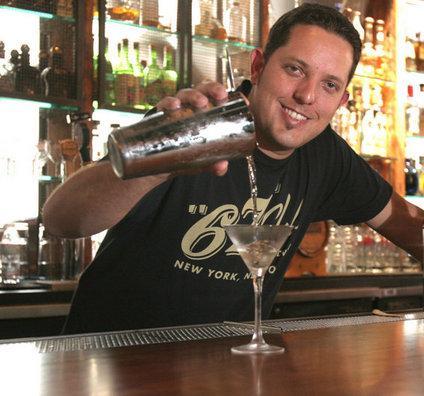 Jacques Bezuidenhout, Bartender Ambassador for Tequila Partida