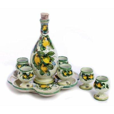 Limoncello set available at Amazon.com