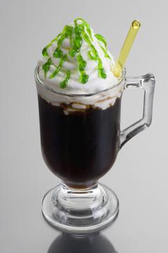 Irish coffee made with Baileys; © Gabe Palmer | Dreamstime.com