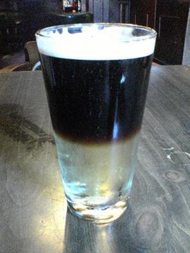 British Snakebite Drink