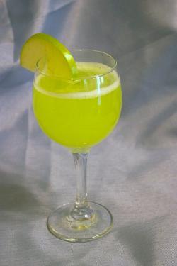 Grassy Knoll drink