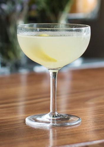 Bee's Knees Cocktail from Liquor.com