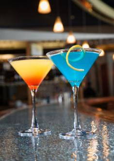 Sweet Tart Cocktails