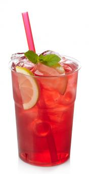 Vodka Cranberry drink