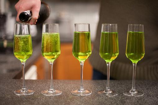 liqueur cocktail