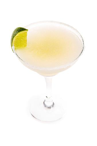 Jager nectar martini