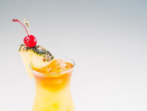 Pineapple Mango Cocktail
