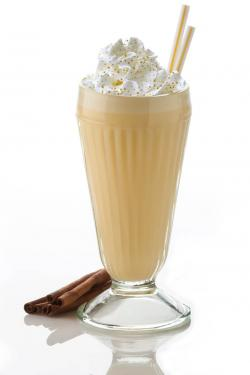 Frozen Butterbeer Blender Concoction