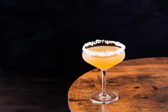 Classic Sidecar cocktail