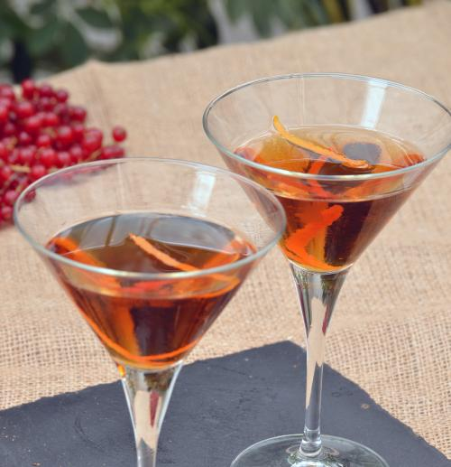 Portuguese Apple Cocktail