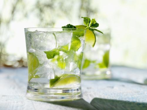 Smash cocktail