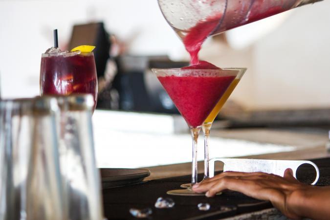 frozen blender cocktails