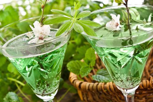Emerald Isle Mocktail