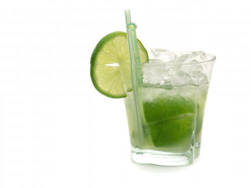 caipiroska cocktail