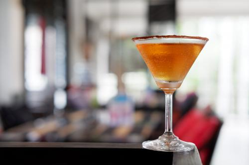 Orange sweet-tini