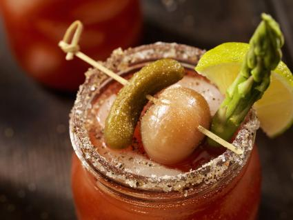 Ultimate Caesar cocktail drink