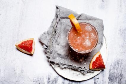 Campari Paloma Cocktail