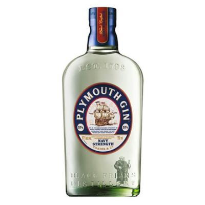 Plymouth Gin Navy Strength English Gin