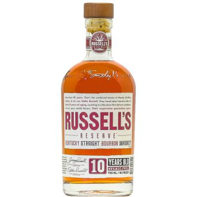 Russell's Reserve 10 Year Bourbon Whiskey
