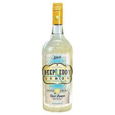 Deep Eddy Lemonade Vodka