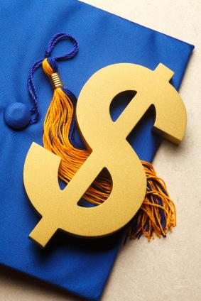 dollar sign for college