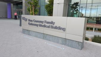 UCSF building