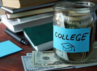 college cash jar