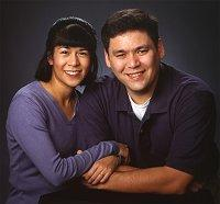 Gen and Kelly Tanabe