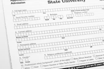 College Application Due Dates