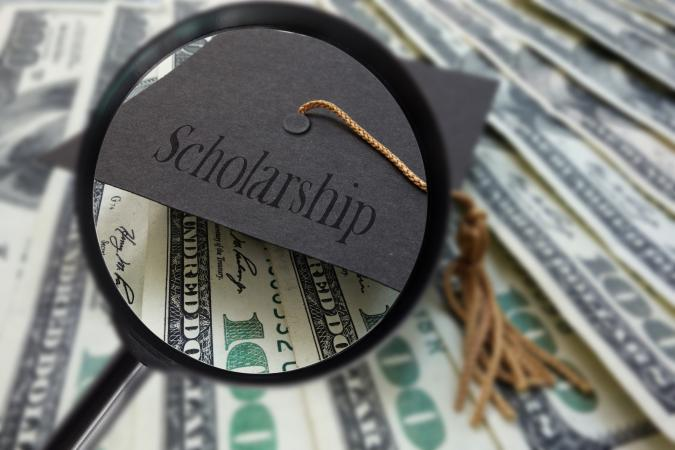 scholarships money