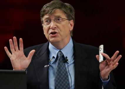 Bill Gates is best known for his innovations in the technology industry.
