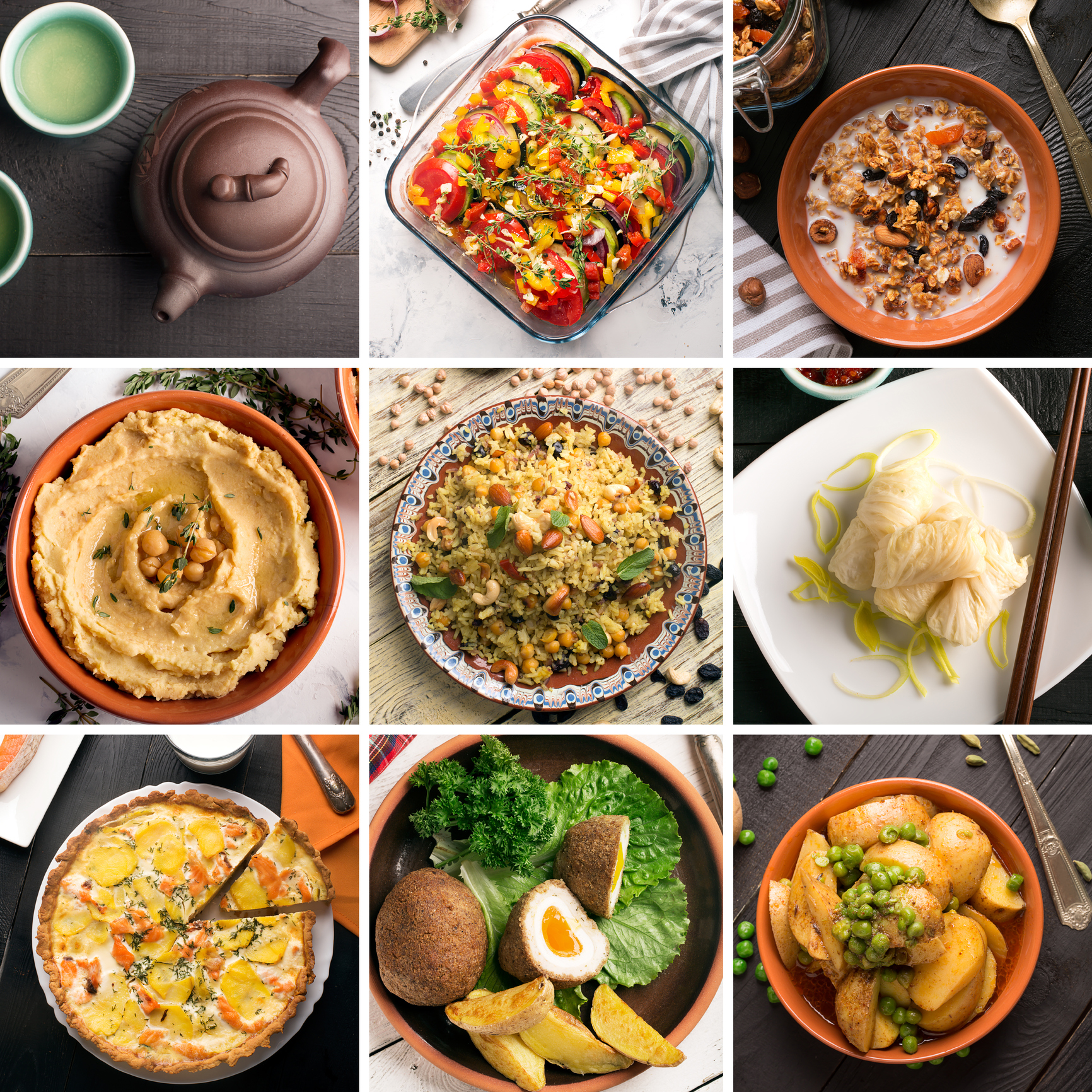 Types Of Food Lovetoknow