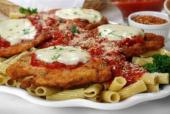 Chicken Parmesan Recipe
