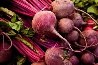 Cooking Fresh Beets