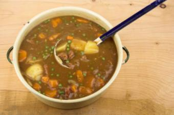 beef and potato stew