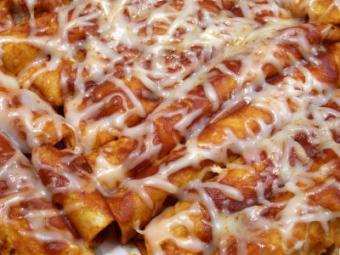 Low Fat Cheese Enchilada Recipe