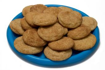 Snickerdoodle cookie recipe