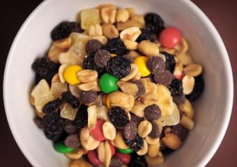 Fathers Day Snack Mix