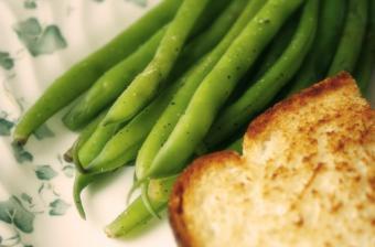 Cooking Fresh Green Beans