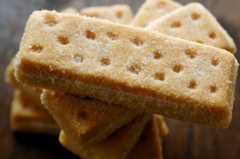 Ginger Shortbread Recipe