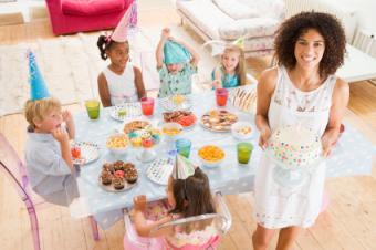 Top Recipes for Kids' Birthdays