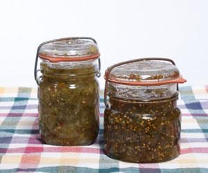 how to make relish recipes