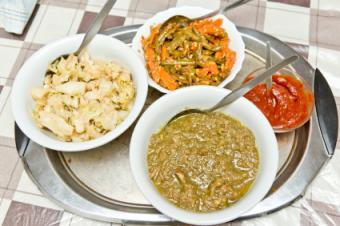 Ethiopian Food and Recipes