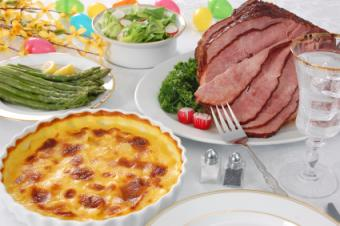 Traditional Easter Dinner Ideas