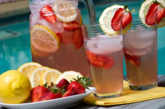 Where to Buy Strawberry Syrup for Lemonade