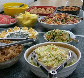 Potluck Dinner Recipes