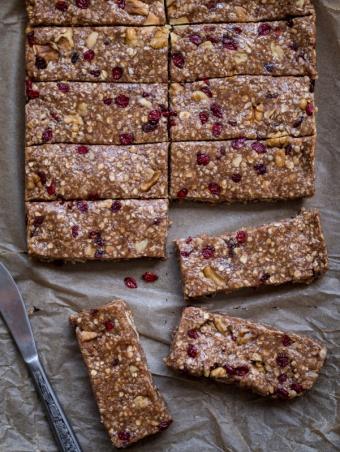 Homemade Protein Bars Recipes