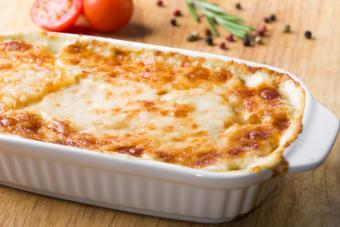 simple potato casserole
