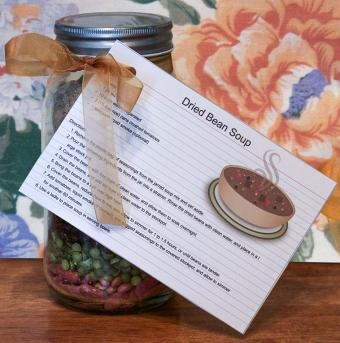 Recipes for Soup Mix in a Jar